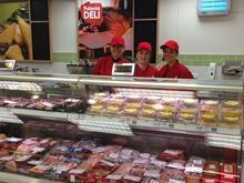 Tesco Polish deli counter in Ealing Broadway