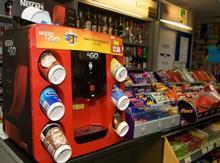 nescafe go coffee machine