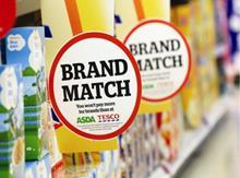 Sainsbury's Brand Match