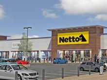 Netto store artist's impression