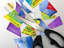 Cut up clubcard