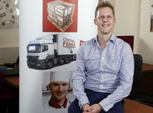 Neil Cooper, commerical manager, Central Foods