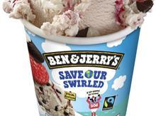 Ben Jerry Save Our Swirled