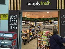 simplyfresh aroma convenience nhs