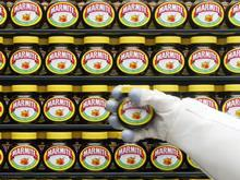 Tesco's Marmite shelf grab