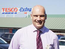 tesco riverside charlie burness