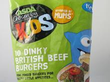 Chosen by kids burgers