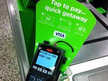 NFC contactless