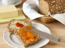 Jam marmalade spread