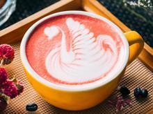 Velvet latte