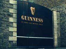 Guinness Gate ad