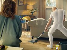 mr clean superbowl ad