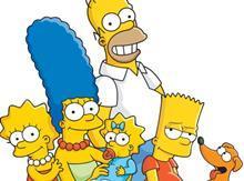 Simpsons ice cream