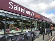 sainsburys face off