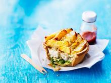 Fish and chip pie M&S