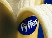 Fyffes banana