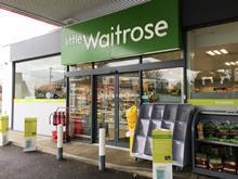 waitrose fascia