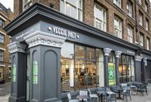 Pret A Manger has opened a second Veggie Pret in London