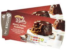 morrisons m kitchen sticky toffee pudding