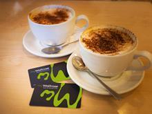Waitrose free coffee