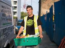 City Harvest waste not want not