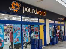 poundworld one use
