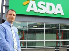 Asda manager