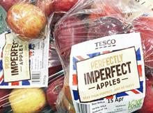 tesco imperfect wonky apples