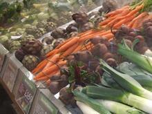 Morrisons veg