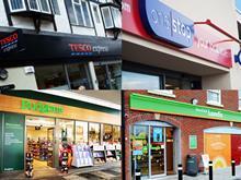 tesco booker stores
