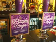 purple reign beer greene king