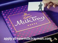 Milk Tray box 2015