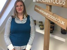 Ruth McGrath, Meridian Foods senior brand manager