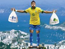 Brazil supermarket samba