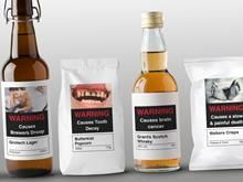 New product line packaging