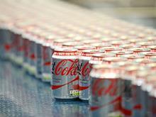 coke coca cola production line