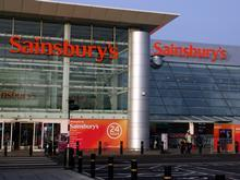 sainsbury's large store