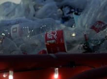 Coke Greenpeace ad