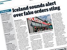 iceland fraud