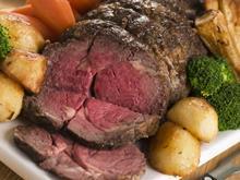 meat roast dinner