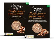 waitrose seriously nutty popcorn muesli