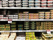 butter aisle