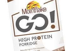 mornflake go protein porridge chocolate