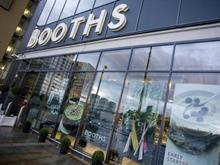 booths store shop front