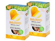 beloved date muesli