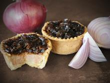 Topping Dinky pies