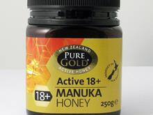 new zealand pure gold active manuka honey