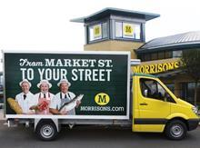 Morrisons strike deal with Amazon