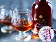 Sugar plum liqueur M&S