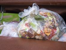 Sainsbury's food waste